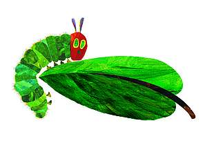 ™ & © 2021 Eric Carle LLC. AII rights reserved