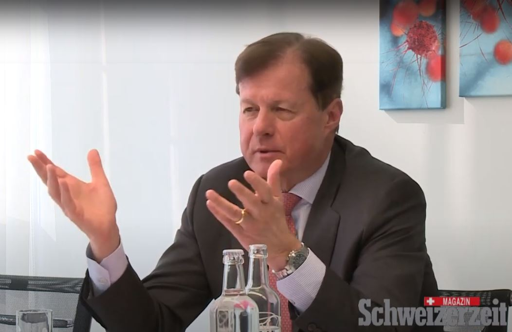 Dr. Stephan Rietiker im TV