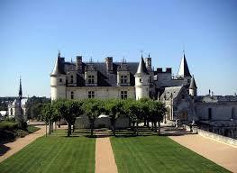 château royal d'amboise indre-et-loire 37 La Haute Traversière Chambres d'hôtes Gîte Chenonceau Amboise