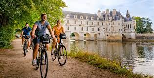 Location de vélos à Bléré La Haute Traversière Chambres d'hôtes Gîte Chenonceau Amboise