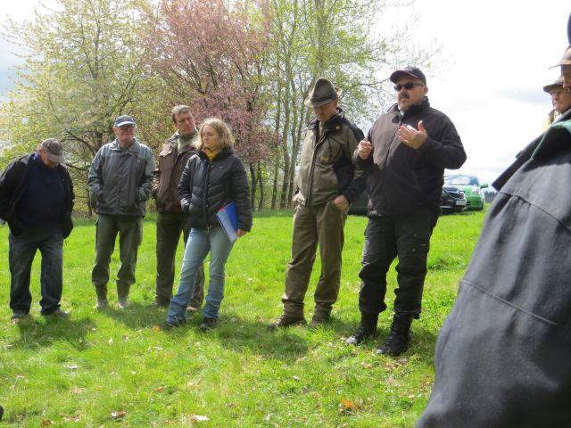 Fachgespräche im Laufe der Veranstaltung. Foto: Wolfgang Weber
