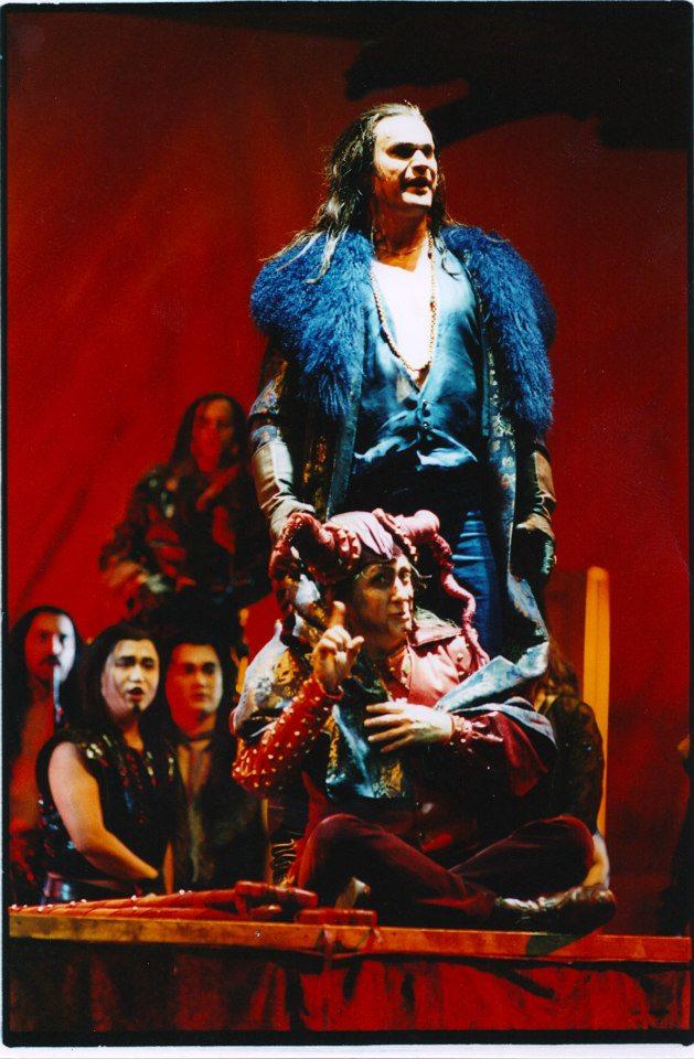 Riccardo Lombardi, Rigoletto - Duca di Mantova (Augsburg 2004)