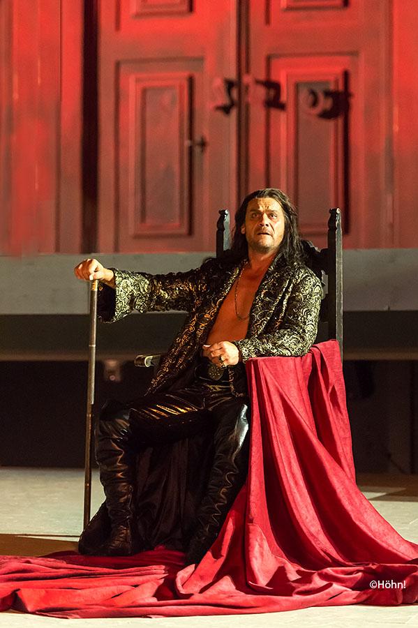 Duca di Mantova (Rigoletto 2016)