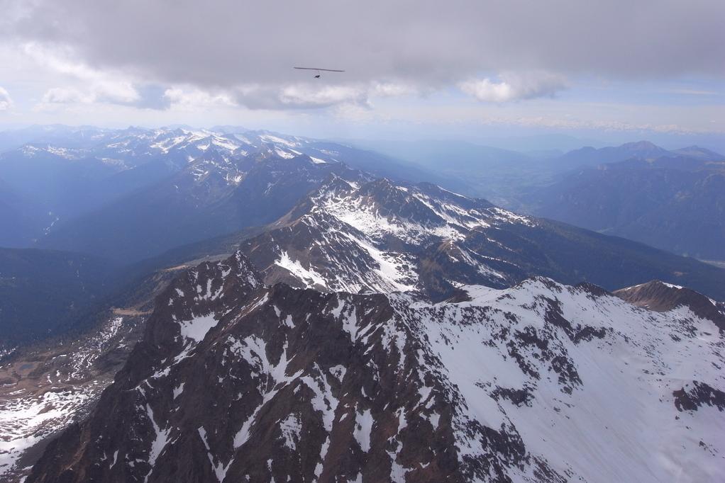 Berge Südlich Predazzo