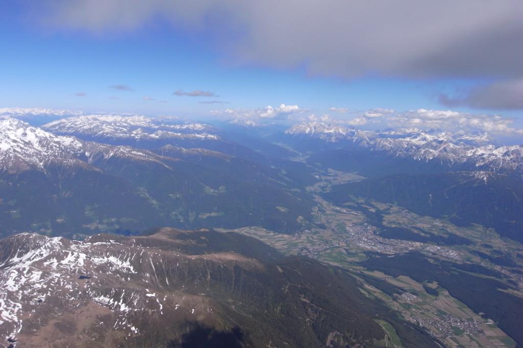 Bruneck, oberes Pustertal
