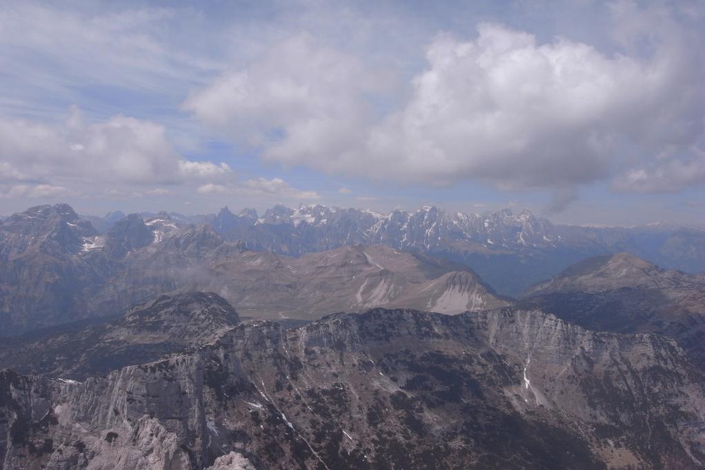 Blick Richtung Norden zur Piana di Erèra