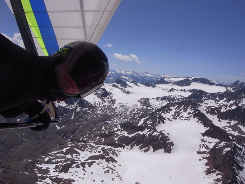 Gletscher hinter Ridnaun