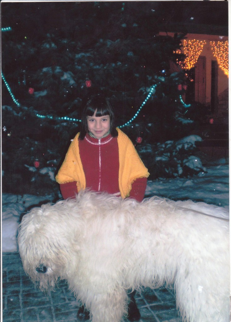Вот такой медвежонок!