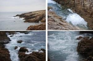 Quiberon, la côte sauvage;