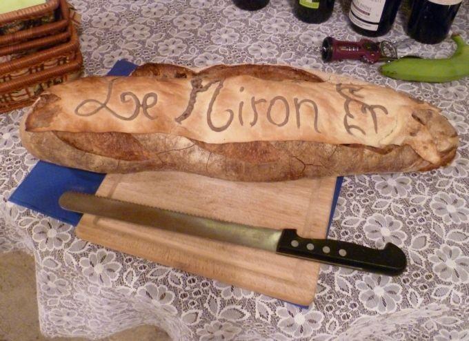 Le pain bio personnalisé