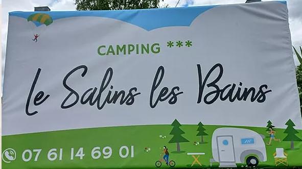 Pour accéder au site du camping - cliquez sur l'image !