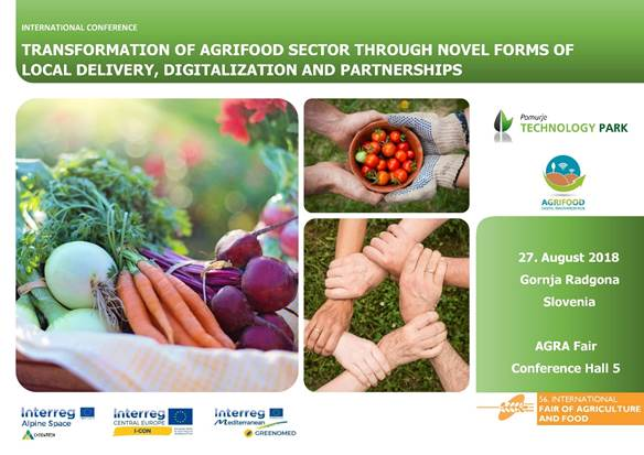 Invitation to the EIT Food´s first EU Conference on