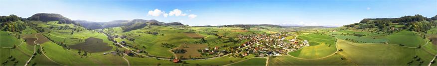 Panorama Gansingen