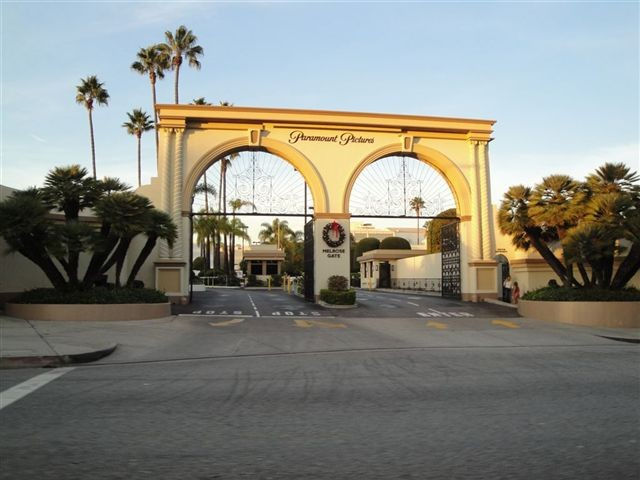 Los Angeles, California, Paramount Studios