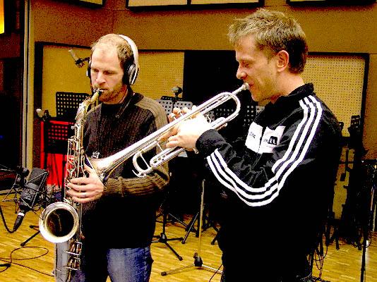 Spinning Wheel - Armin Röösli und Patrick Ottiger