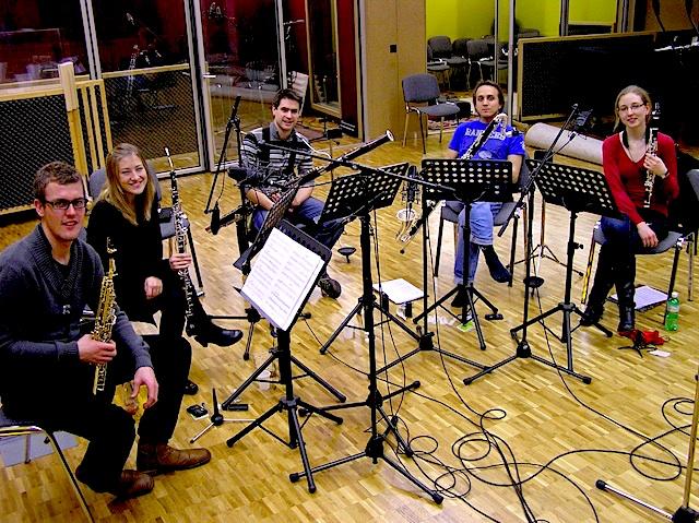 Nexus Reed Quintett