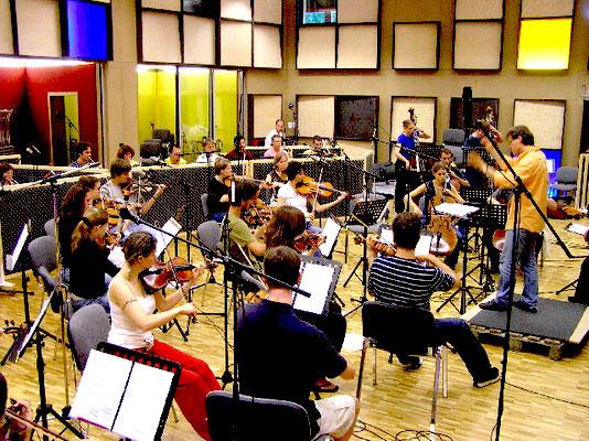 21st Century Orchestra - Soundtrack Aufnahmen zum Dokumentarfilm der Schweizergarde