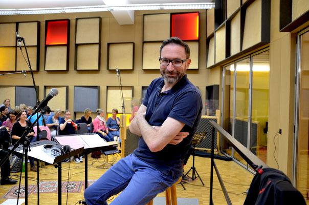 Dirigent Ueli Reinhard