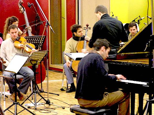 Martin Stadtfeld mit Lucerne Festival Strings unter der Leitung von Achim Fiedler