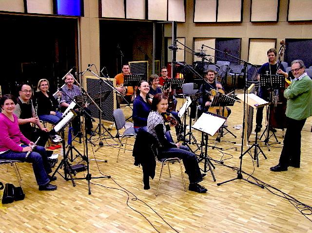August Wirz Orchester mit Josef Gnos