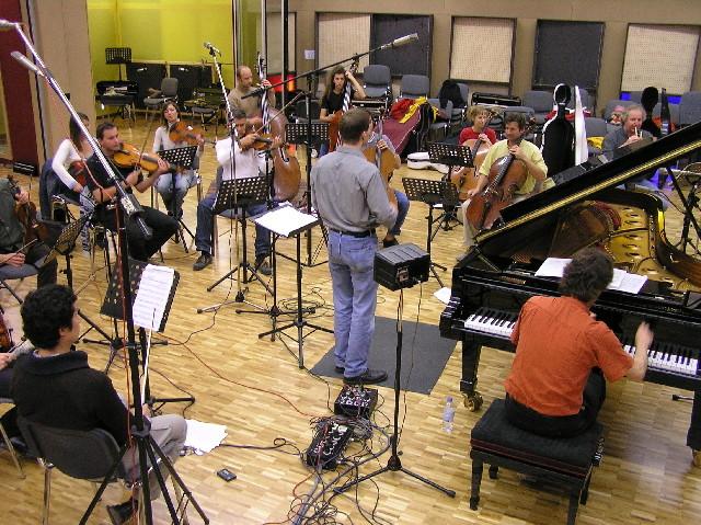 Lucerne Festival Strings mit den Solisten Reinhold Friedrich und Bernd Glemser