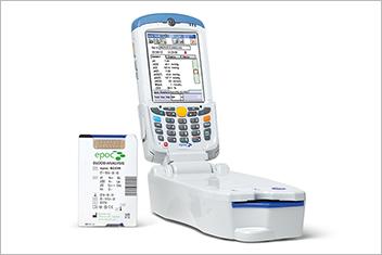 Sistemas de análisis de gasometria