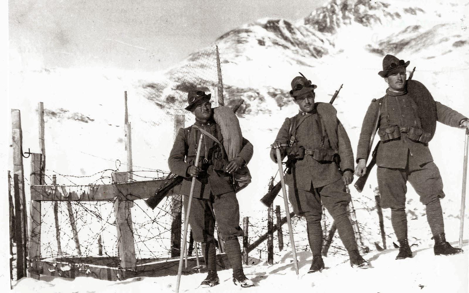 Storia del corpo degli alpini - Associazione Nazionale Alpini - Gruppo  Alpini San Giorgio di Nogaro 7995a62c41f4