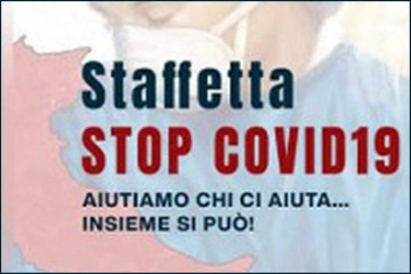 "Staffetta ""Stop Covid 19"""
