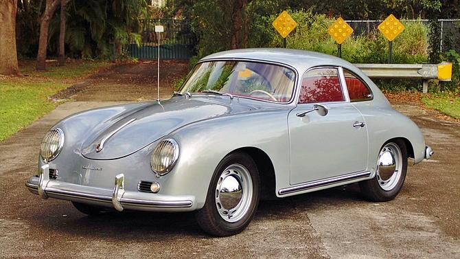 1954 Porsche Speedster 1954 356 Speedster 1954 356