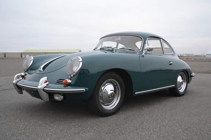 1960 Porsche 356B T5 Coupe