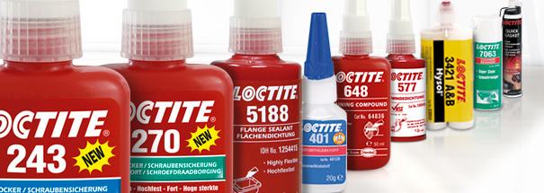 LOCTITE Home Page