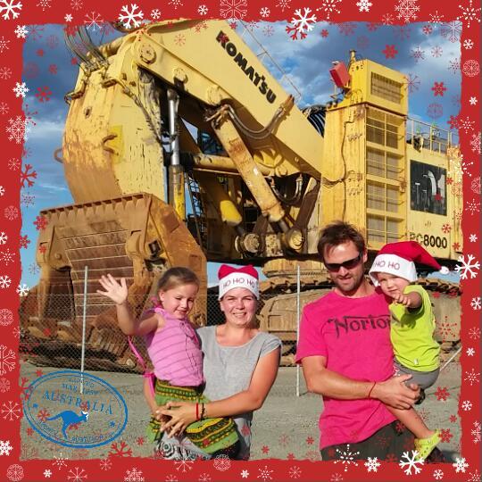Weihnachtszeit in Australien