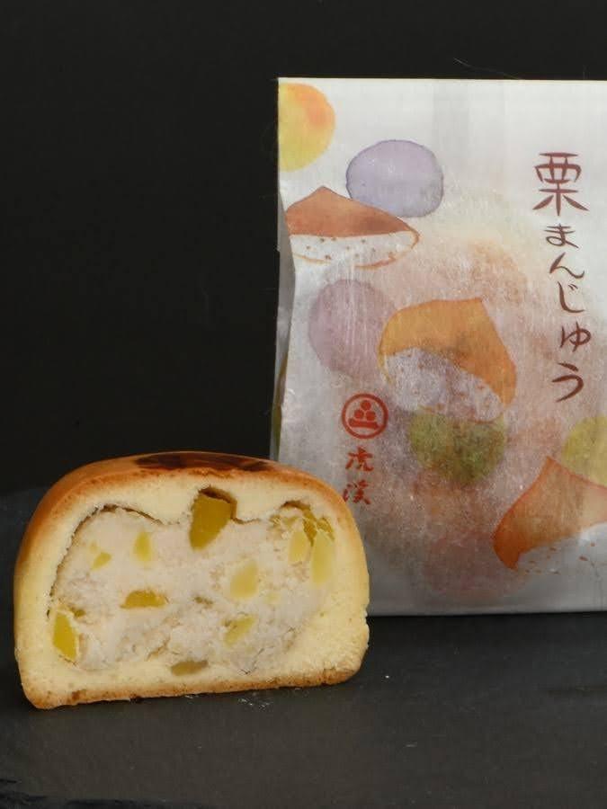 栗まんじゅう¥170円