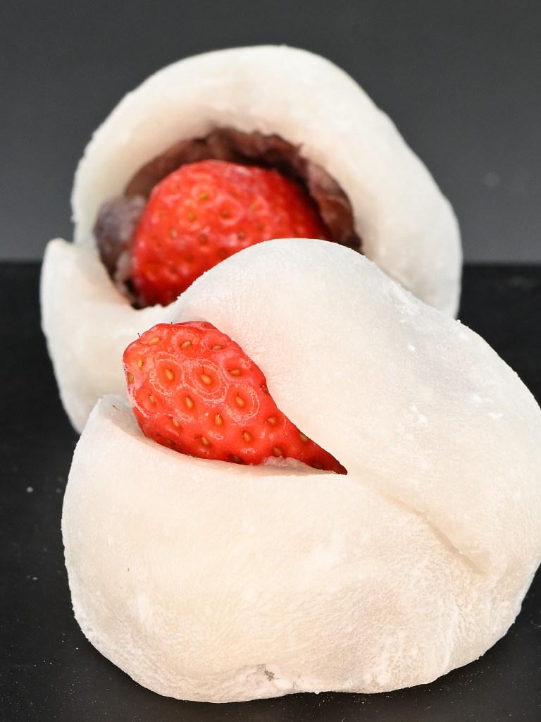 苺大福  ¥220円