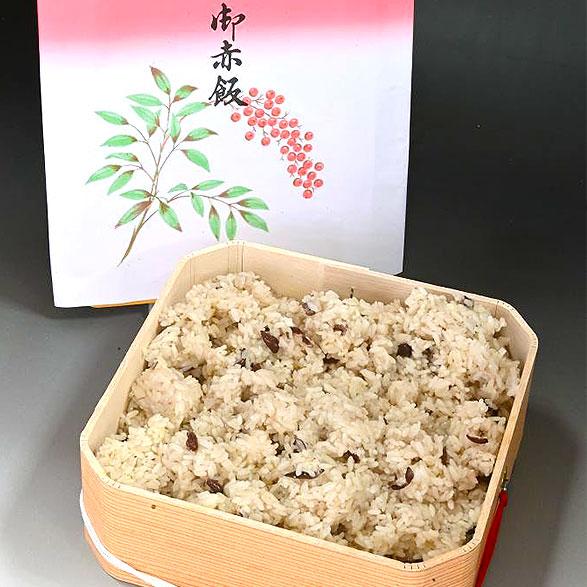 赤飯 1升¥2700円~