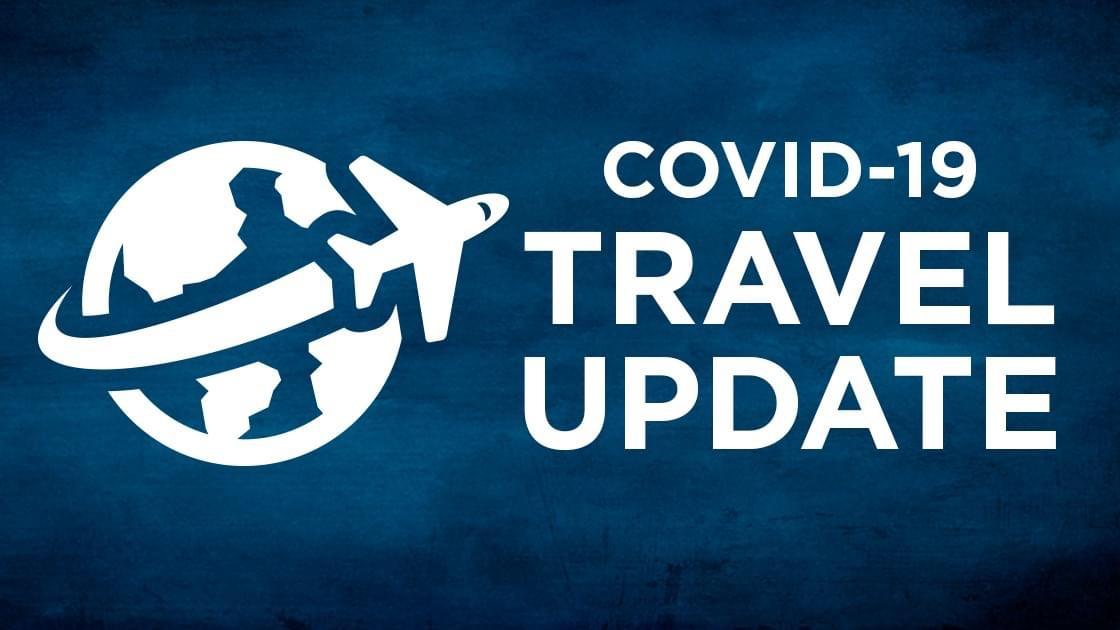 Corona Travel Update