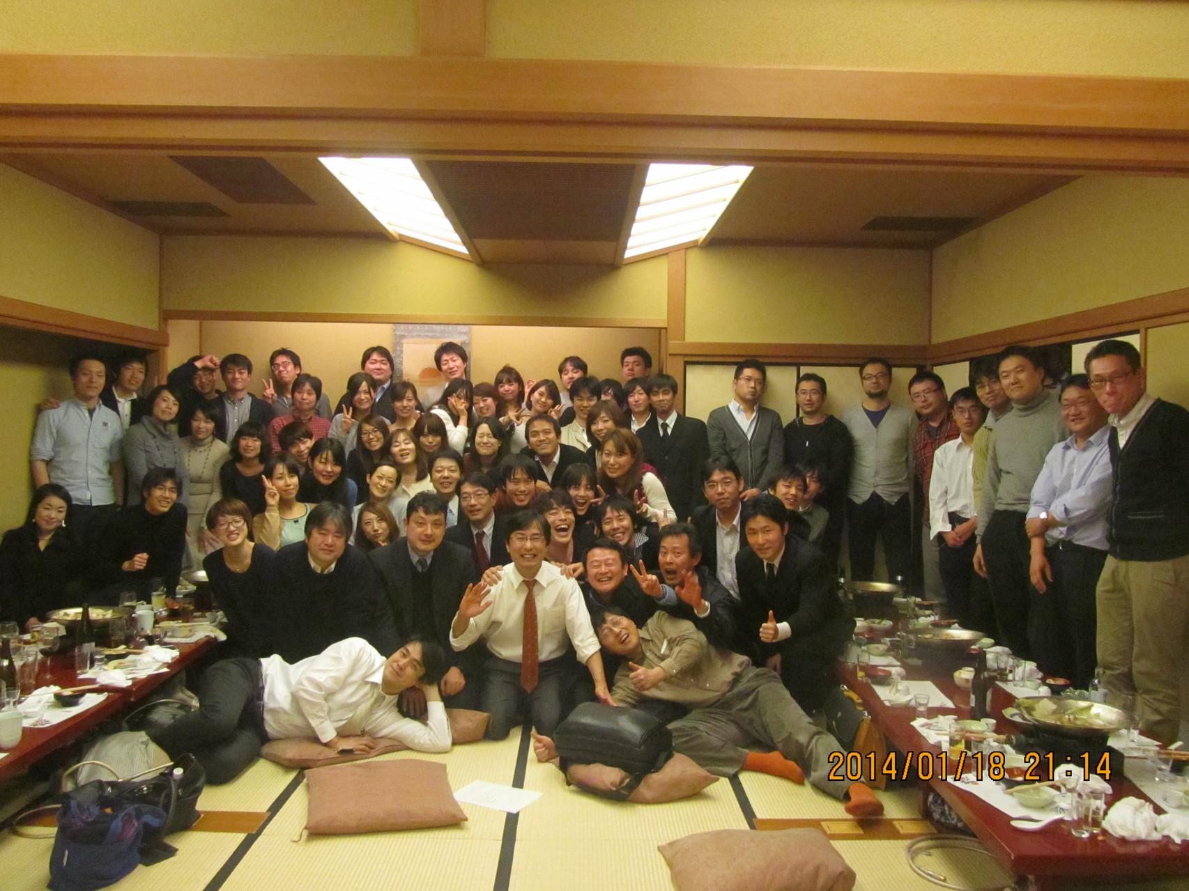 私が研鑽を積んだ東京医科歯科大学 第1外科 肝・胆・膵研究班が、今では肝胆膵・総合外科学という立派な教室になりました。
