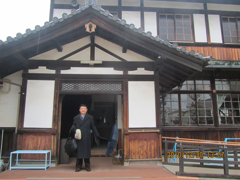 6.私が通った桃山幼稚園。50年前と全く変わっていませんでした