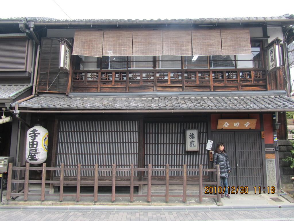 1.伏見の寺田屋。慶応2年(1866)1月、坂本龍馬が伏見奉行配下の者達に襲撃されました