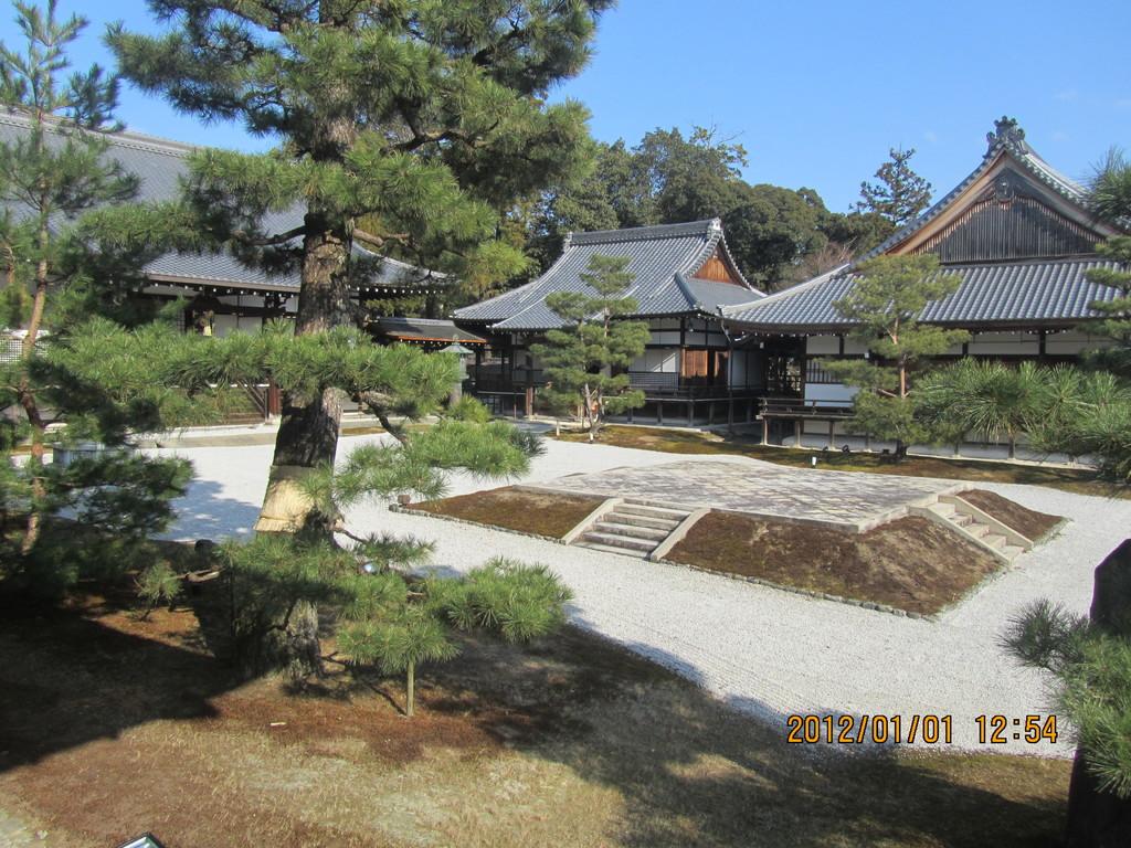 7.嵯峨野の大覚寺