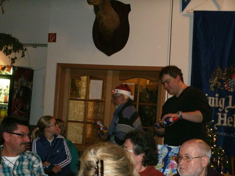Auch der Nikolaus war da