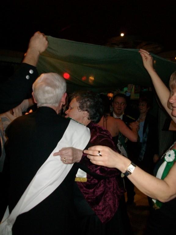 Das Kaiserpaar 2009...