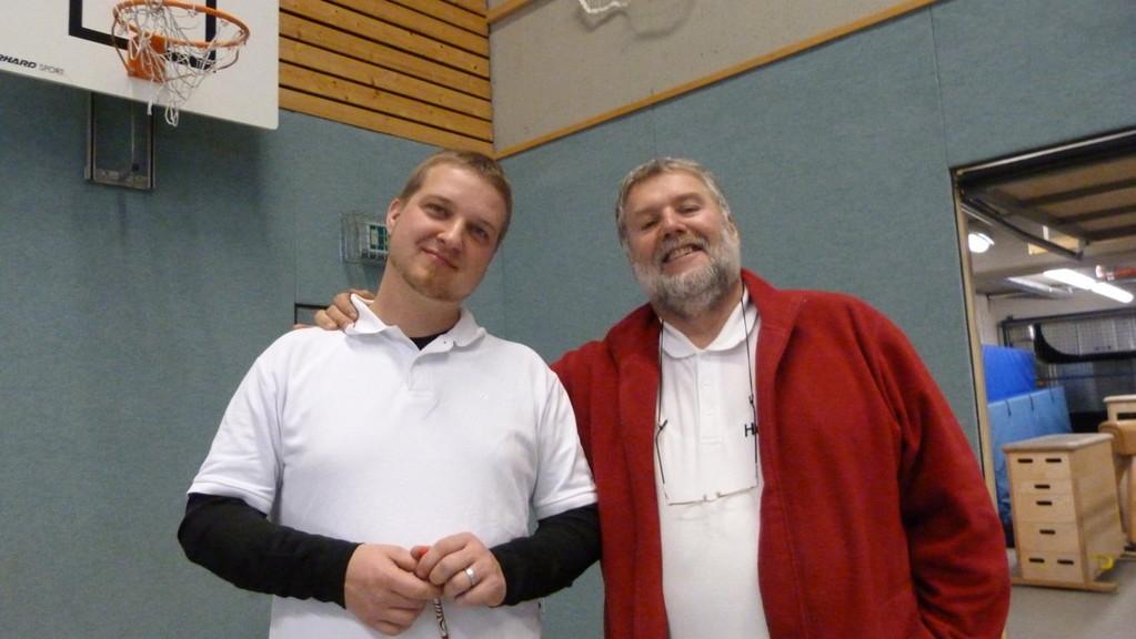 Marco und Horst