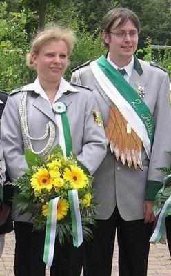 Corinna und Sven