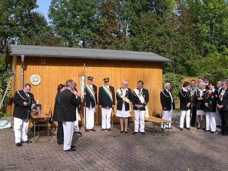 Wir freuen uns auf das nächste Gilde-Königschiessen in Werste.