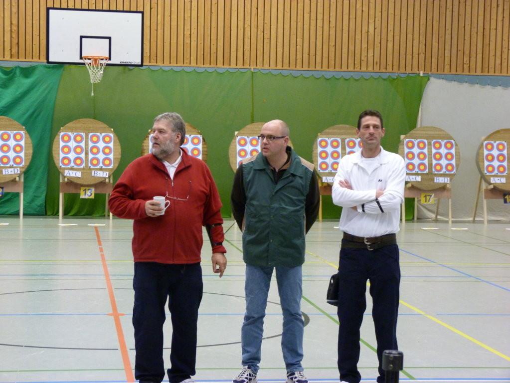 Horst, Udo und Andy