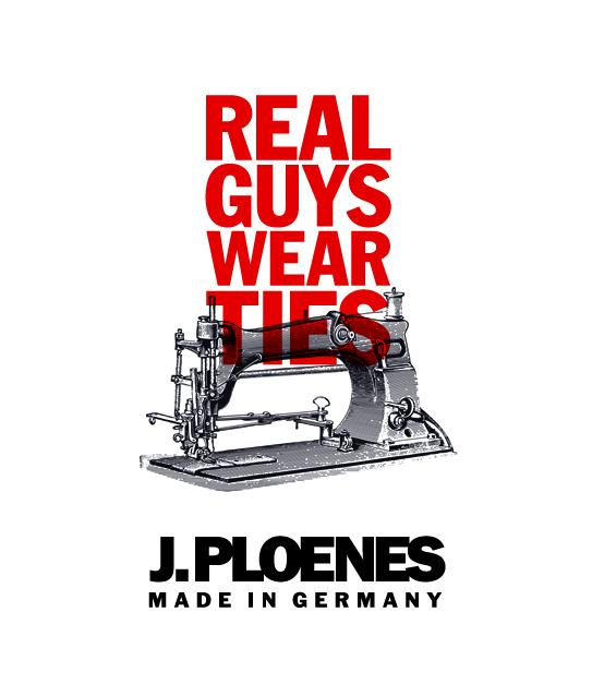 Real Guys wear ties !
