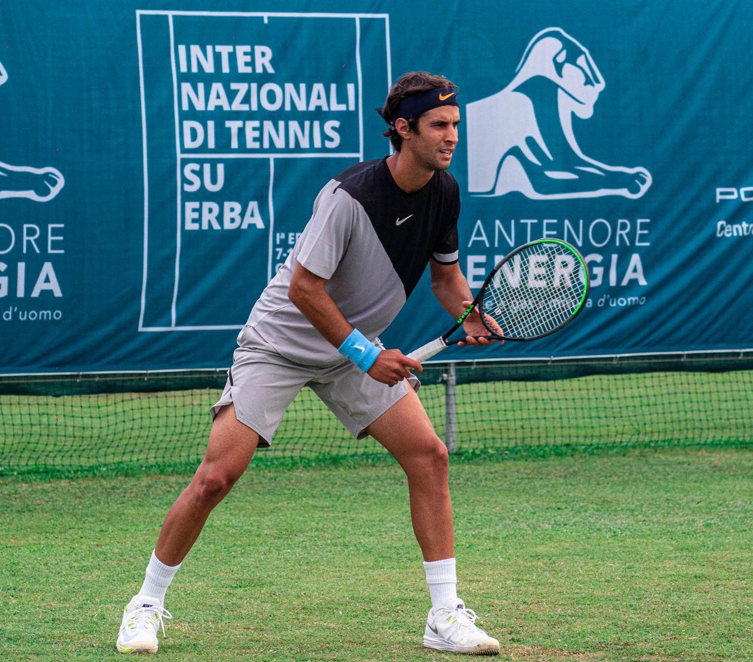 Iniziati gli Internazionali di tennis su erba al Tennis Gaiba