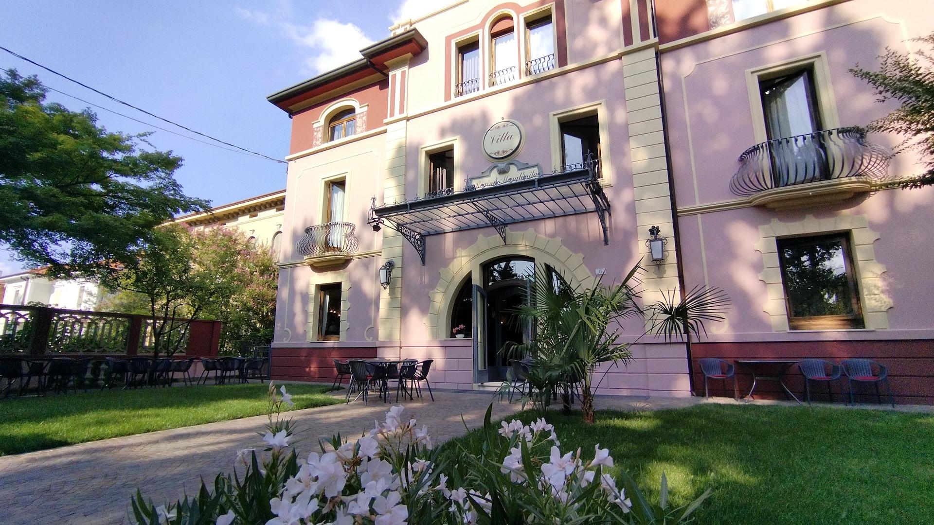 Villa Regina Margherita un sogno che diventa realtà