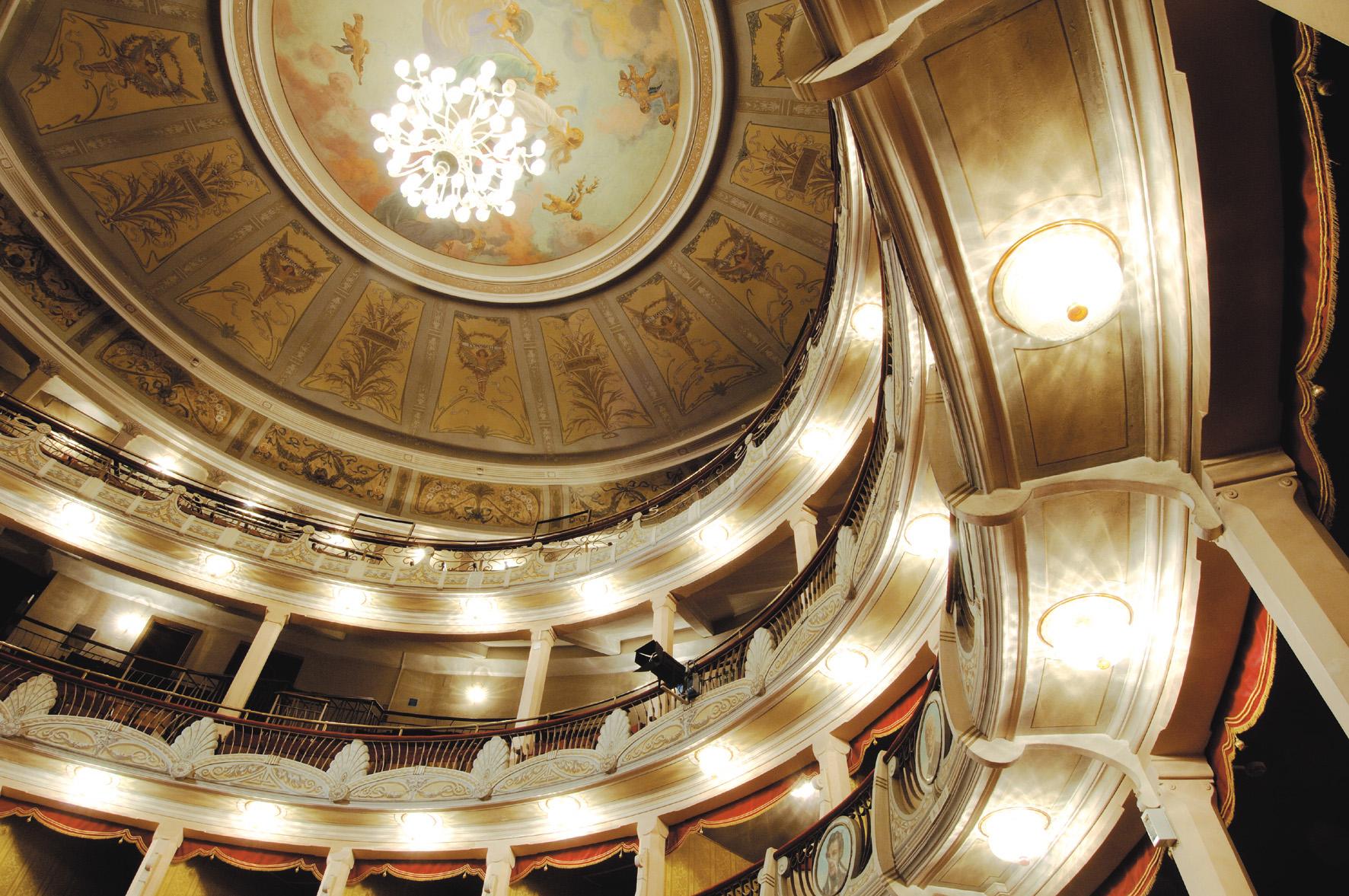 Teatro Sociale. Tanti eventi in diverse location a partire dall'estate